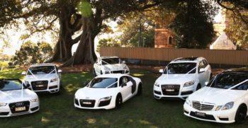 Luxury Wedding Car Rentals in Thrissur, Kerala